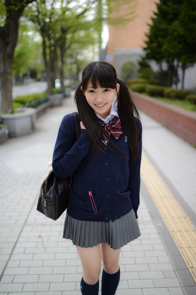 女子校生とH026