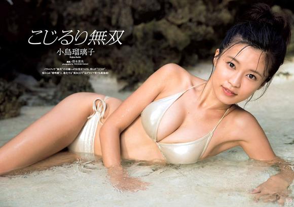 180125小島瑠璃子のエロ画像001
