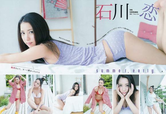 2016年7月3日追加 石川恋の画像001