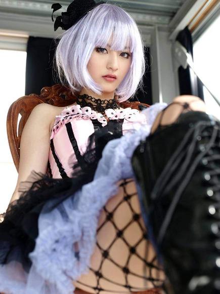 コスプレ美少女のエロ画像026