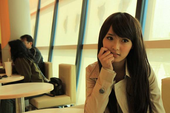 台湾の美人JD025