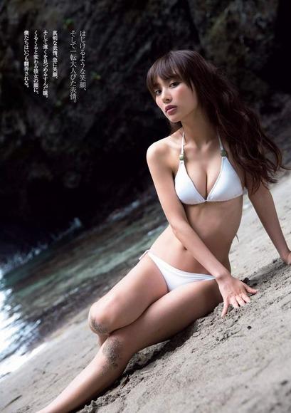 2016年8月7日追加 内田理央の画像002