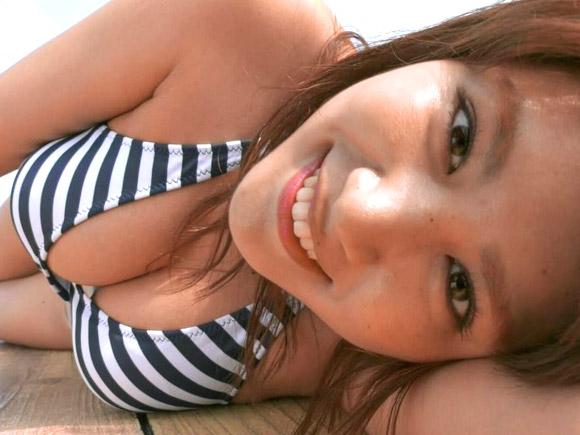 モグラ女子界で最上級の人気を誇る久松郁実(22)のワキがエロい。