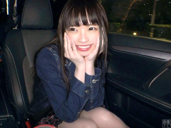 清楚で可愛い乃木坂系の19歳