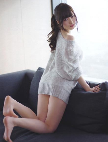 白石麻衣のエロ画像011