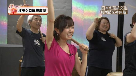 2016年6月15日追加 紺野あさ美の腋フェチ画像018