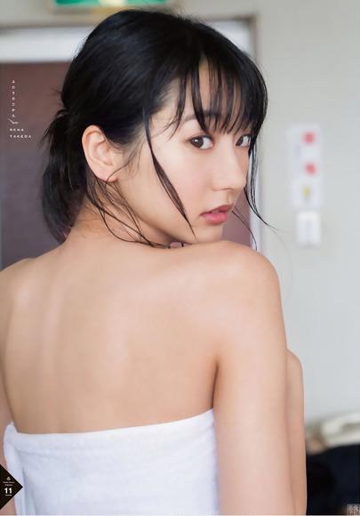 190308武田玲奈のエッチな水着画像007