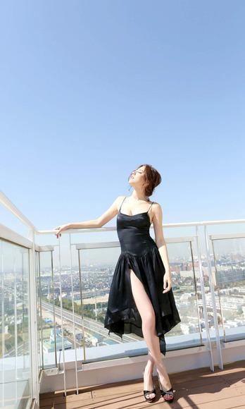 杉本有美 史上最高に過激なグラビア画像014