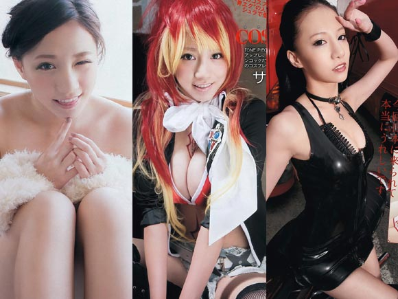 台湾のコスプレ女王サニー・リンが久々に日本のグラビア再上陸!画像×17