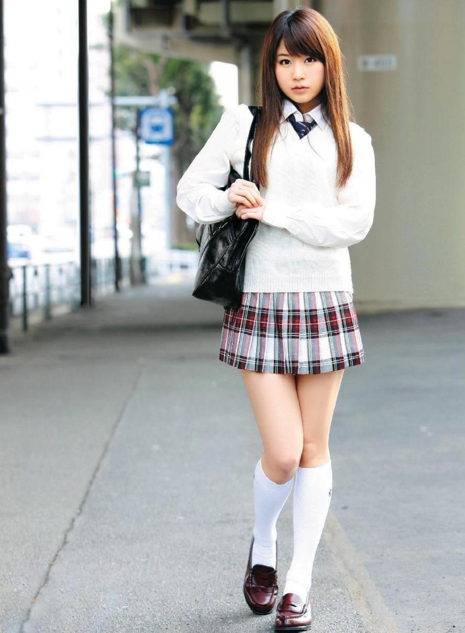 Korean student getting dressed 1