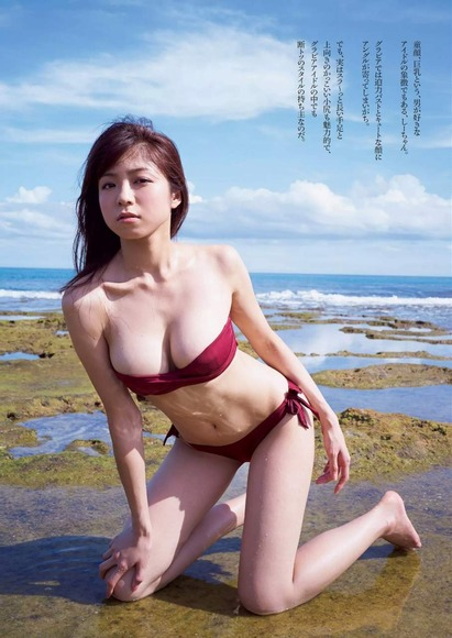 中村静香のエロ画像009
