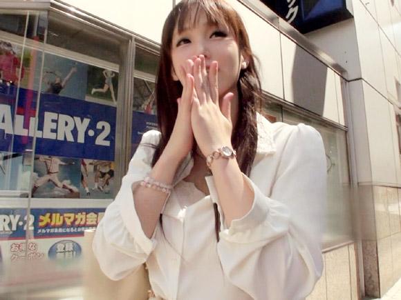 新宿でナンパしてハメ撮り