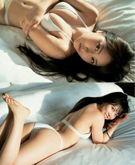 180821白間美瑠のセクシーグラビア画像011