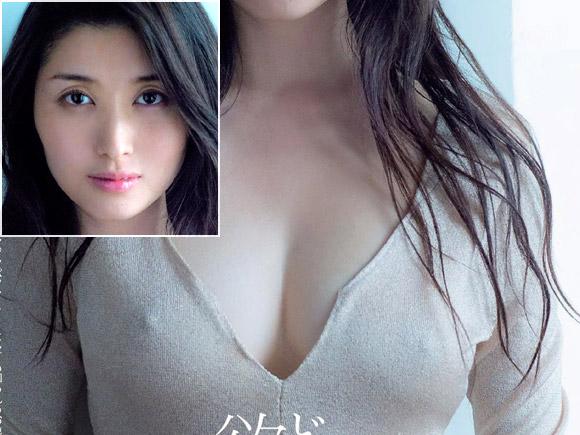 橋本マナミ(33)の乳首透け&セミヌード有り!!過激グラビア画像×77