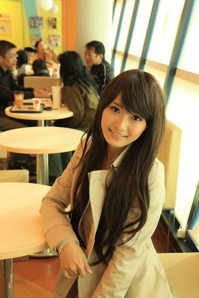 台湾の美人JD023