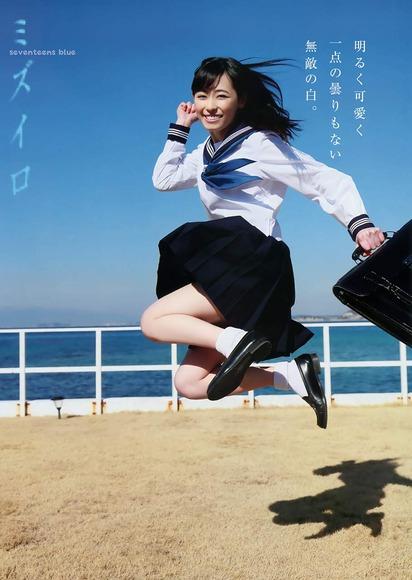 まいんちゃん福原遥のグラビア画像009