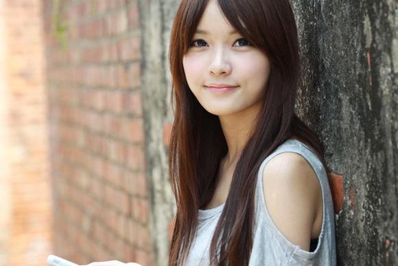 台湾の美人JD003