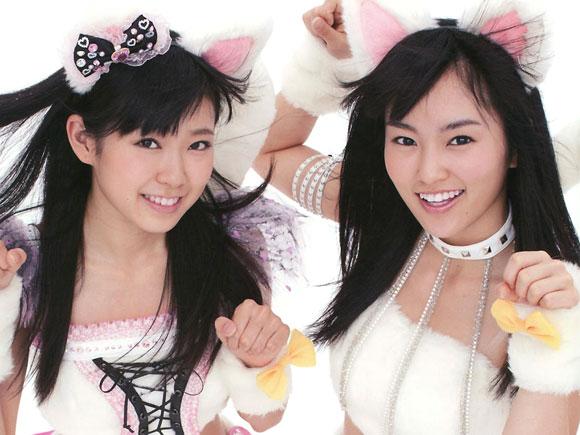 NMB48のねこ耳画像