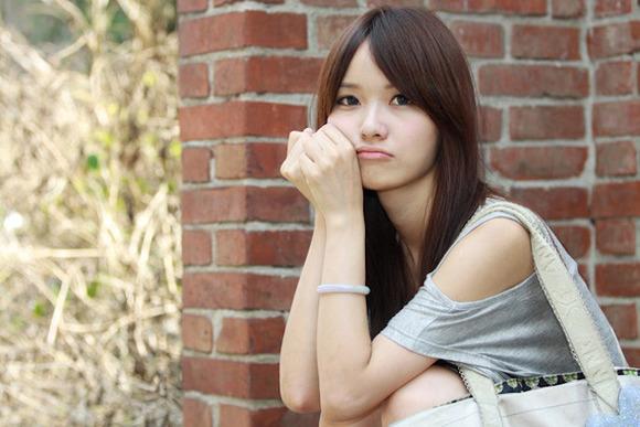 台湾の美人JD004