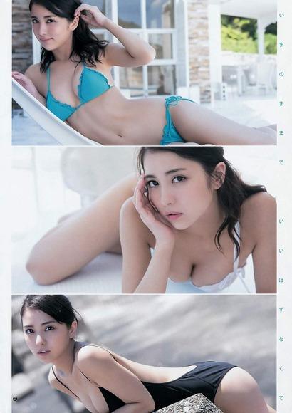 石川恋のグラビア画像066