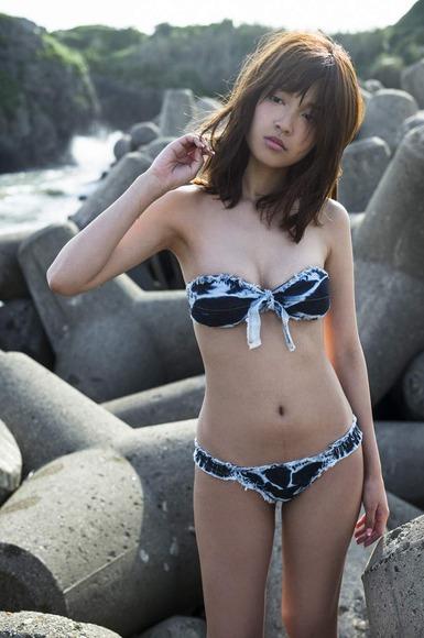松本愛のグラビア画像018
