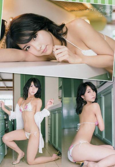石川恋のグラビア画像057
