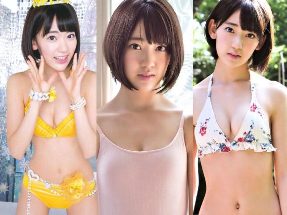 宮脇咲良のセクシーグラビア画像