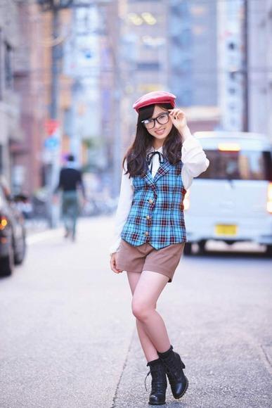 橋本環奈の脚画像036