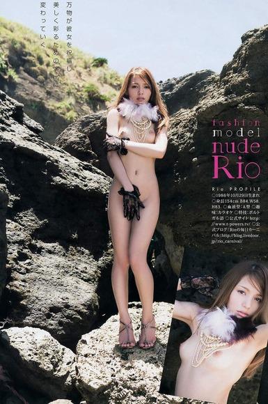 AV女優Rioのエロ画像012