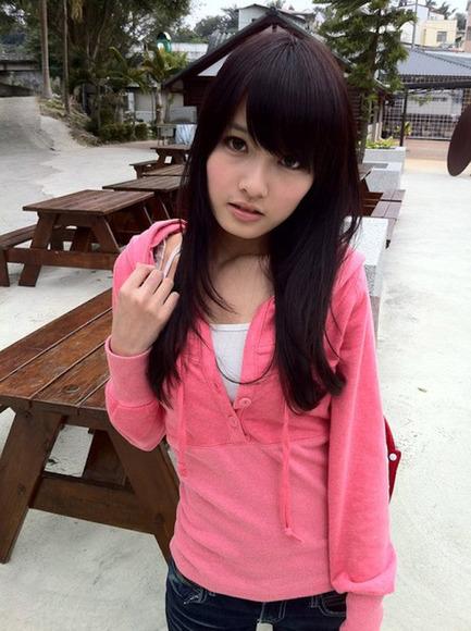 台湾の美人JD018