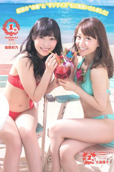 水着サプライズ2013001