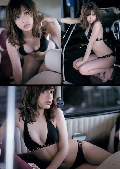 松本愛のグラビア画像011