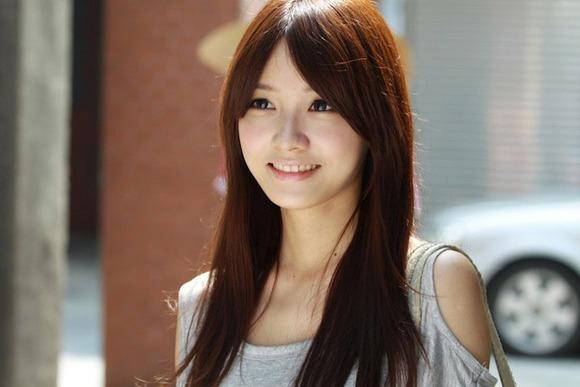 台湾の美人JD001