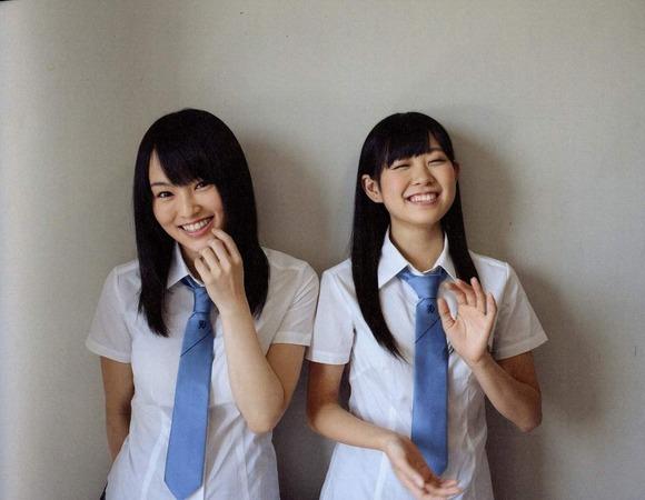 山本彩と渡辺美優紀のコラボ画像049