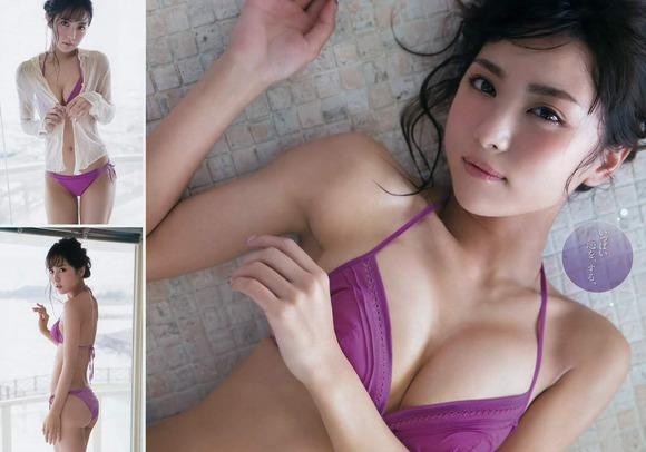 2016年9月1日追加 石川恋の美尻画像013