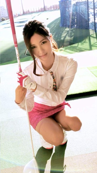 ゴルフ場で知り合った美女とSEX005
