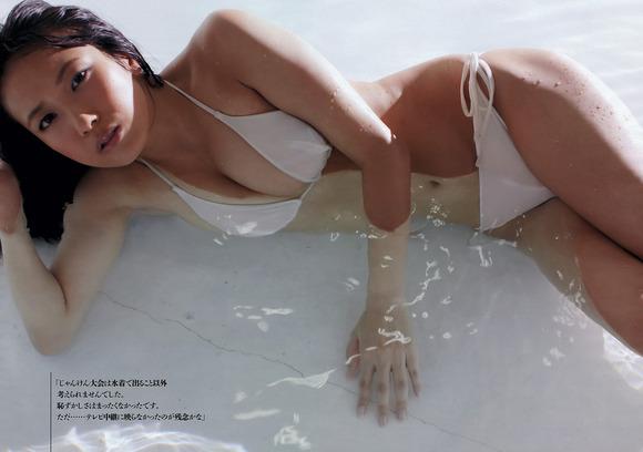 SKE48ナンバーワン巨乳!佐藤聖羅のグラビア画像004