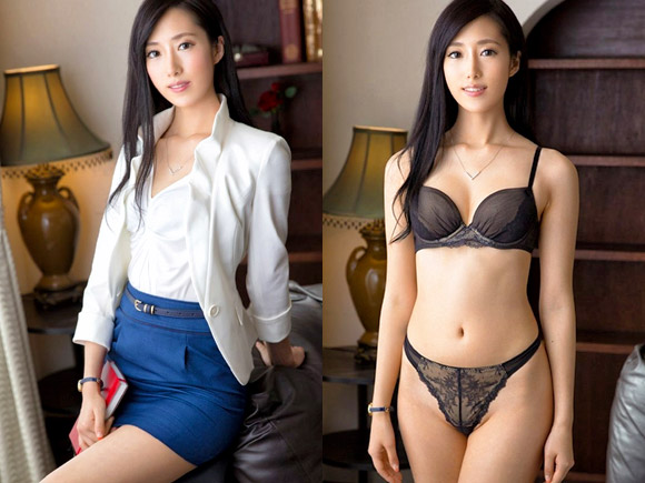 一流証券会社の美人秘書