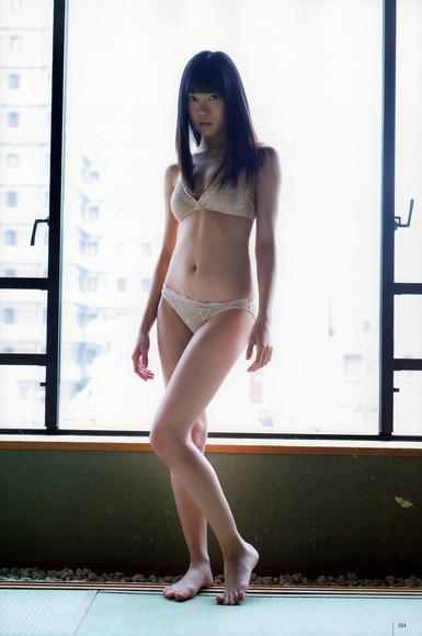 抜けるアイドル007