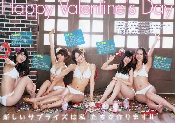 松岡菜摘のグラビア画像035