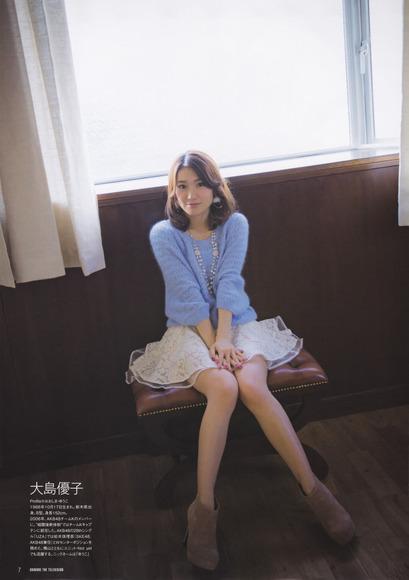 スカートと綺麗な脚012
