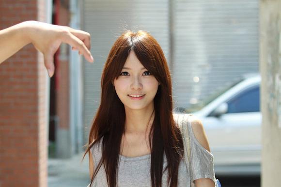台湾の美人JD002