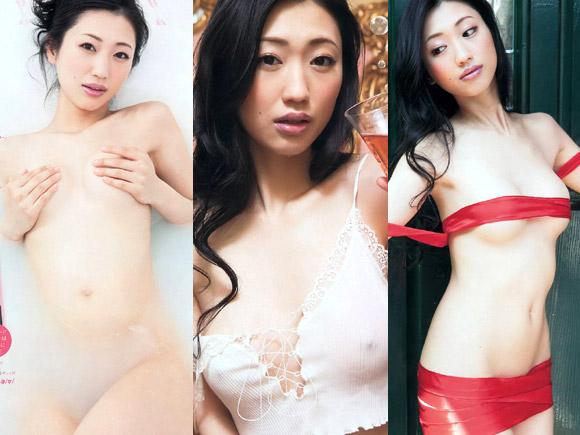 壇蜜の乳首画像