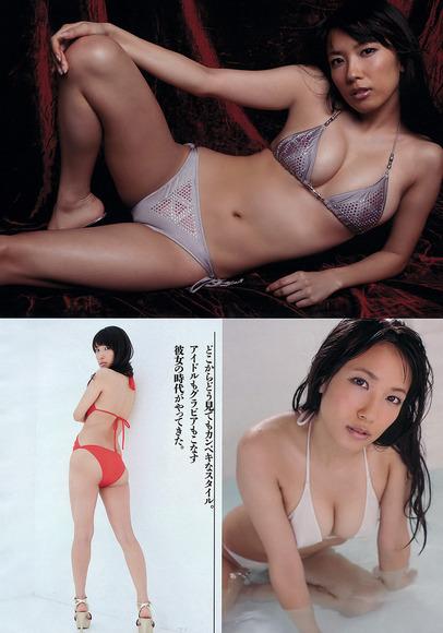 SKE48ナンバーワン巨乳!佐藤聖羅のグラビア画像002