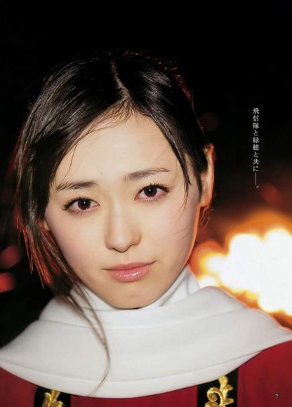 まいんちゃん福原遥のグラビア画像004