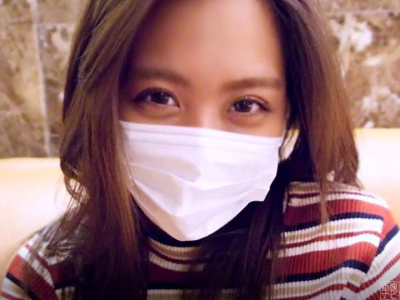 板野友美さんそっくりの素人系ハメ撮り動画が発掘されたもようです