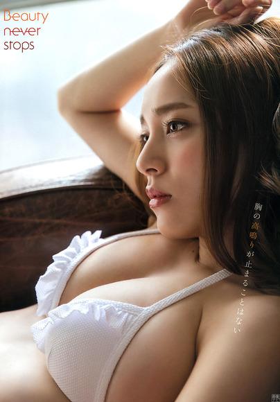 190127都丸紗也華が魅せた大人のセクシーグラビア画像006