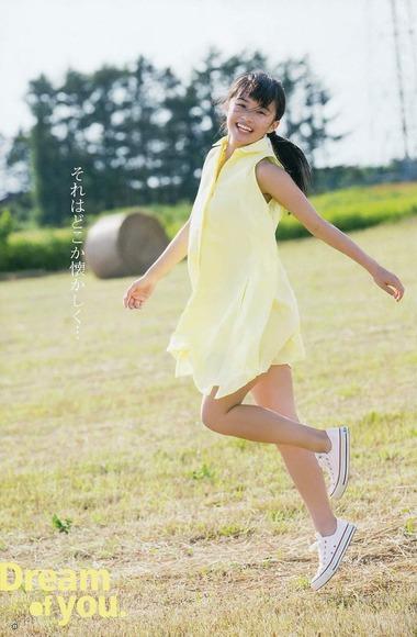 百川晴香のグラビア画像024