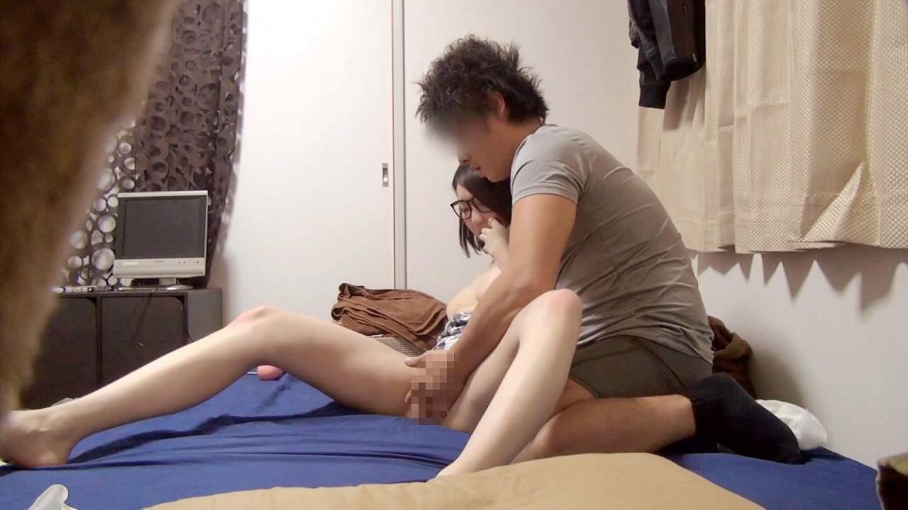 【個人撮影】さおり22歳 セックスに貪欲F乳歯科助手に淫水焼け黒チンポ生挿入膣内射精強要【素人動画】