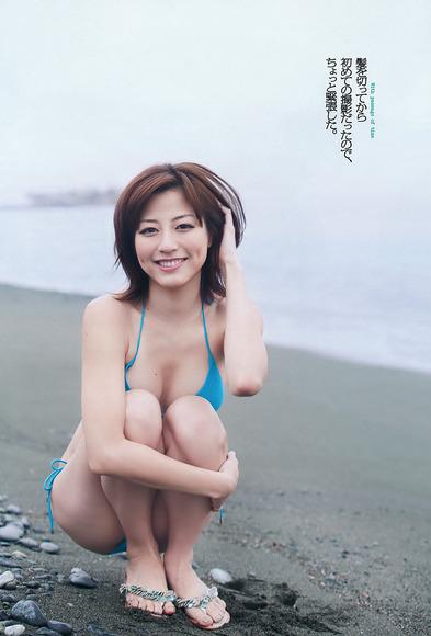 杉本有美のエロ画像006
